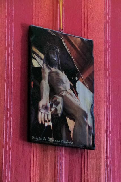 Il Cristo de la mano tendida