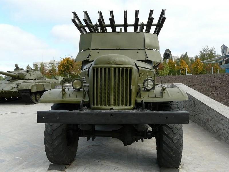 BM-13 on ZiL-157 9