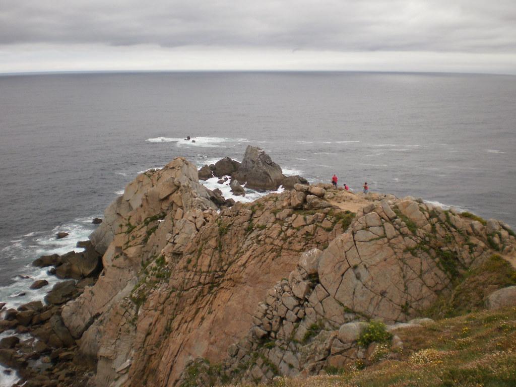 Punta de Estaca de Bares. Mañon (La Coruña).
