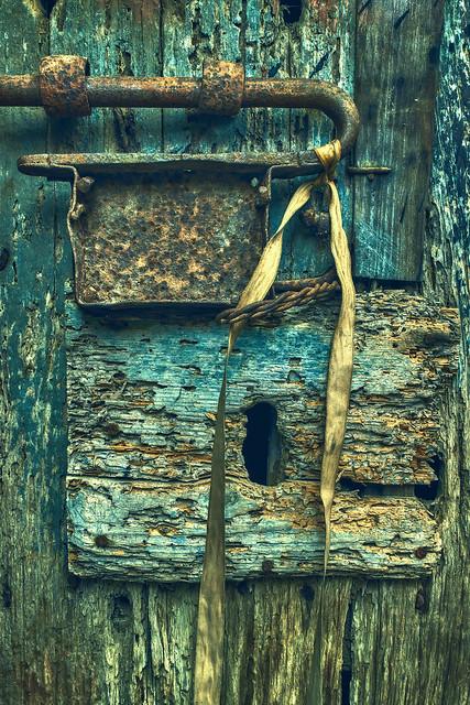 The Decaying Door of Castelmola  (II)