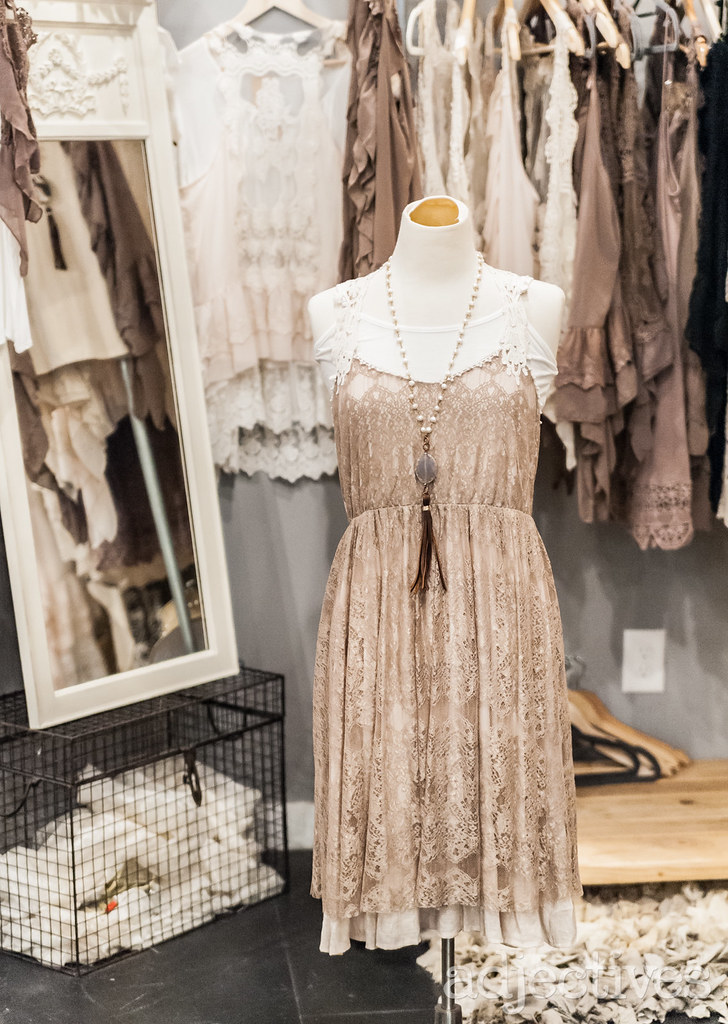 Vintage inspired clothing in Winter Garden by Beaux Studios