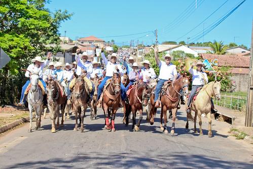 Cavalgada de Bela Vista de Goiás