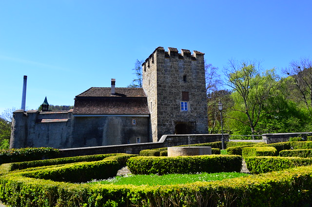 Schloss Zwingen im Laufental