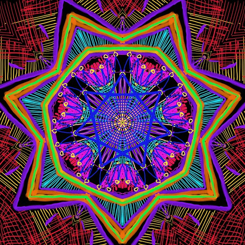 Mandala for YouTube 2 | by Leland Green...