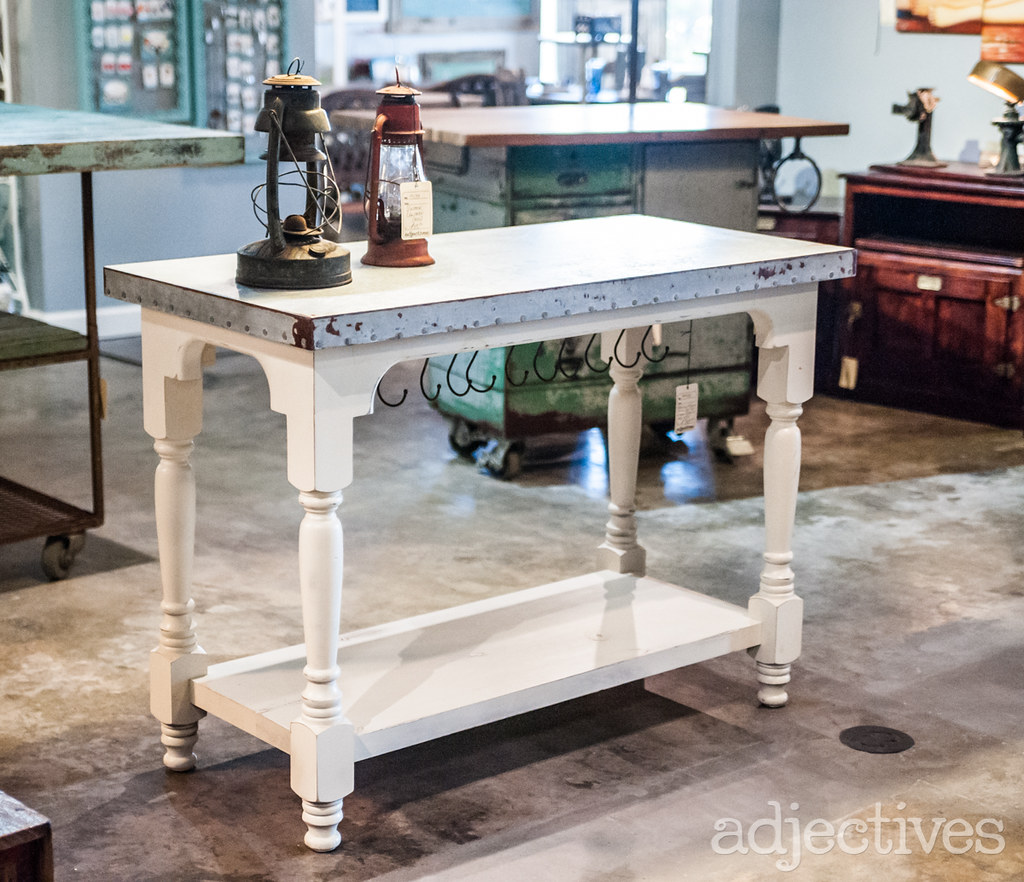 Hand Crafted, custom kitchen islands by Rustic Punk in Adjectives Altamonte-3244.NEF