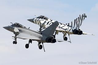 Dassault Rafale M 45 Aeronavale RNAS Yeovilton 08/07/17 | by Shaun Schofield