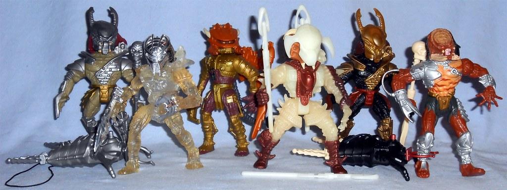 Kenner - Predators