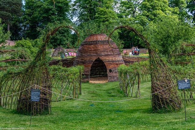 Walled Garden at Gibside