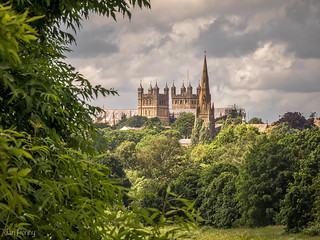 Exeter Cathedral | by Jan Penny
