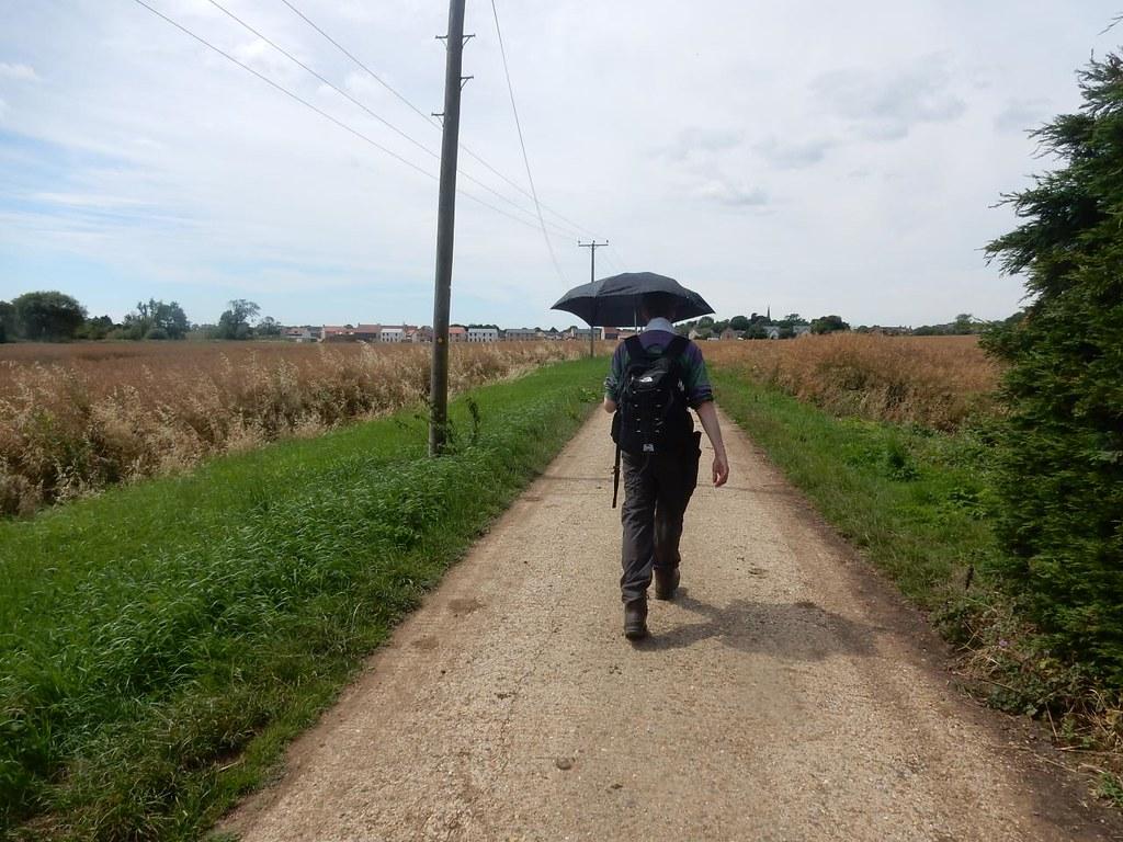 Umbrella Fella Ely Circular