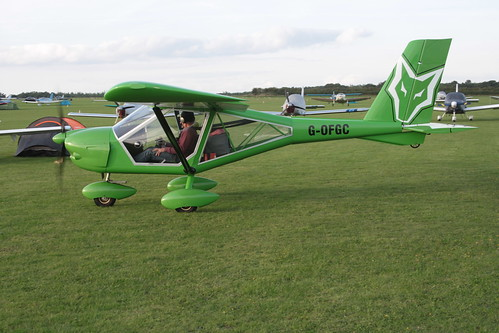 G-OFGC Aeroprakt A22 [LAA 317A-14992] Sywell 050915