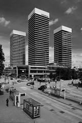 Mundsburg Towers / Hamburg