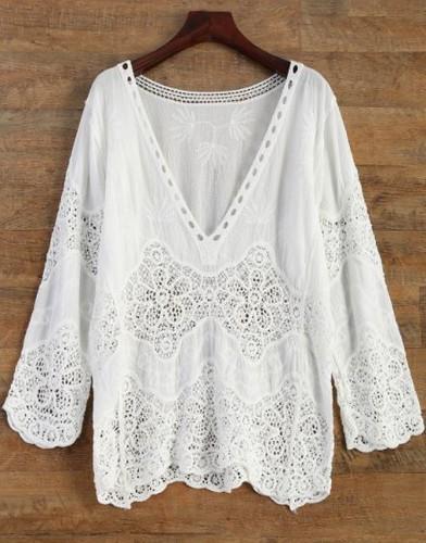 crochet dress zaful