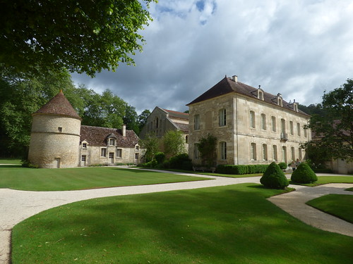 Fontenay Abbey - The Dovecote and the Kennels and The Lodgings of the Commendatory Abbots | by ell brown