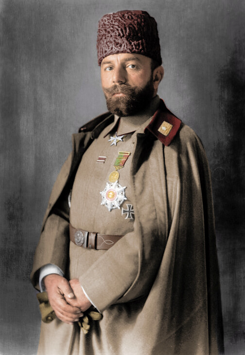 Djemal Pasha