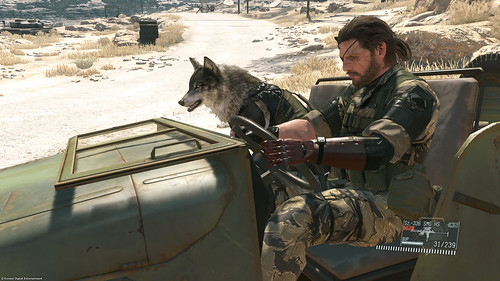 Metal Gear Solid V - The Phantom Pain | by PlayStation.Blog