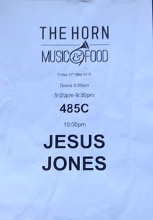 The horn, St Albans, 27-05-16