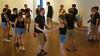 Den 2. Programmteil bilden alte und neue amerikanische Tänze