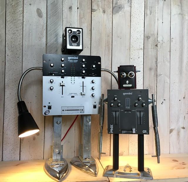 Robot Gemini
