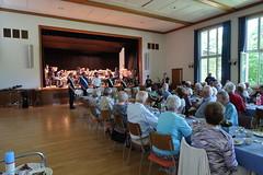 Konzert für die 85-Jährigen Wallisellerinnen und Walliseller
