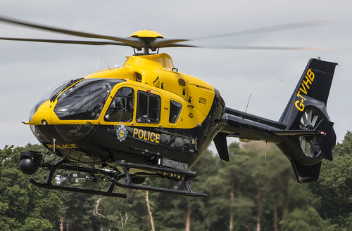 EGLT - Eurocopter EC135P2+ - National Police Air Service - G-TVHB | by lynothehammer1978