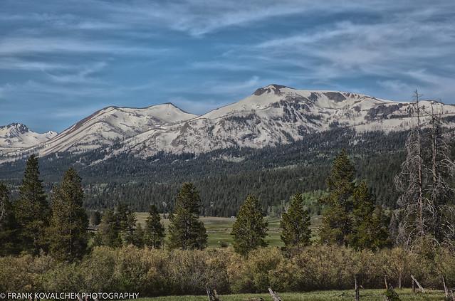 Landscape SW of South Lake Tahoe