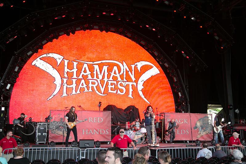 Shaman's Harvest | 2017.06.22
