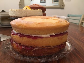 3 sponge cake - MacMillan2016 | by Vicars Game Ltd