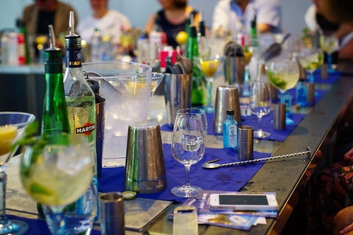 Cocktail Masterclass at Laverstoke Mill | by DBP Harrison