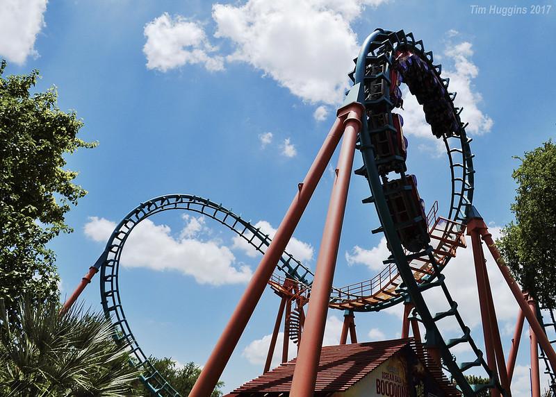 Boomerang - Six Flags Fiesta Texas