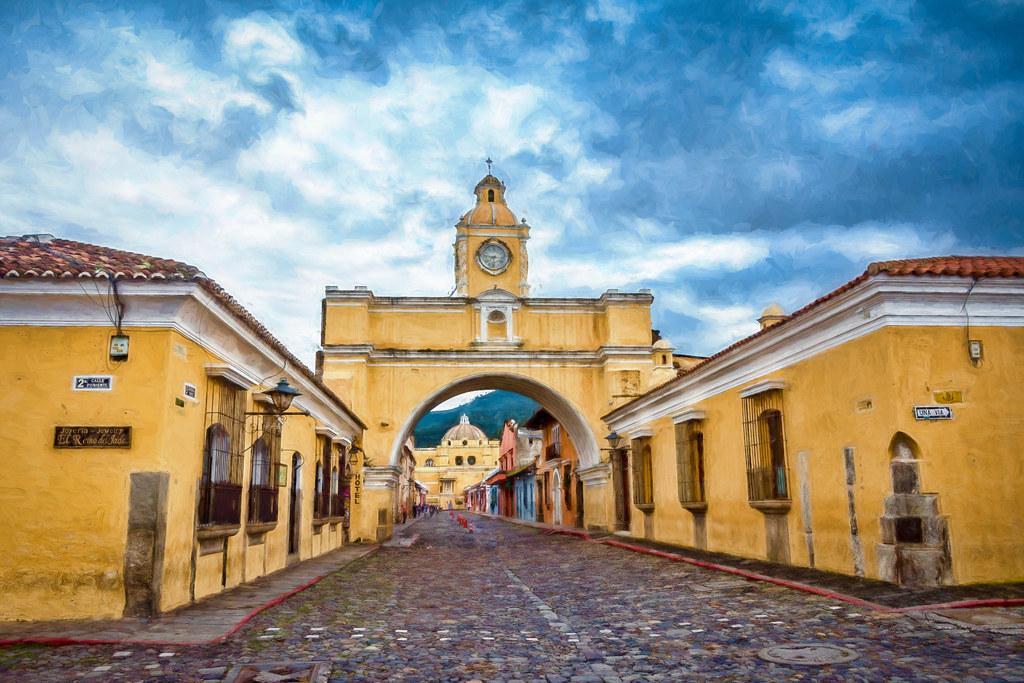 Antigua, Guatemala - Cheap Places to Travel