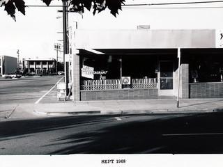 Menlo Park 1968: University Drive