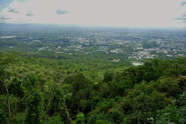 montaña doi suthep