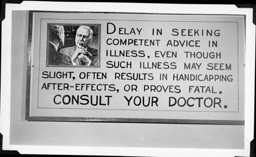 Seek Medical Advice | by MPLSArchives