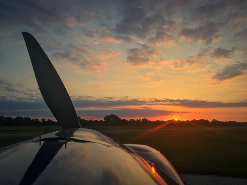 weiserairpark keyq experimentalaircraft sunrise dawn rv4 airport cypress texas unitedstates us