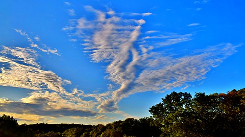 cloudformations toronto ontario canada sunset