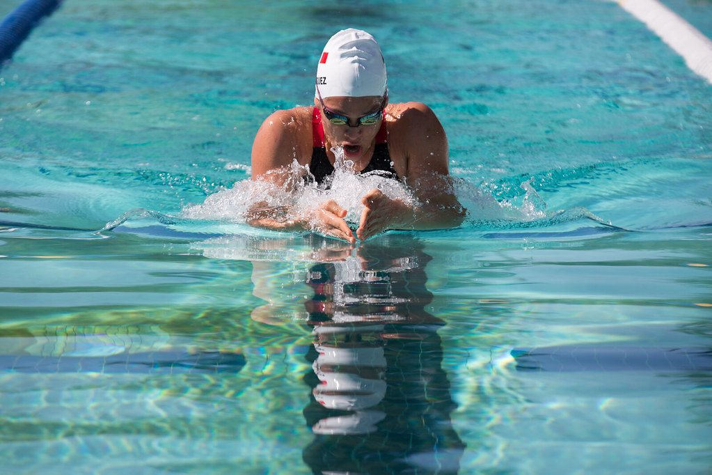 Melissa Rodriguez 200 breaststroke