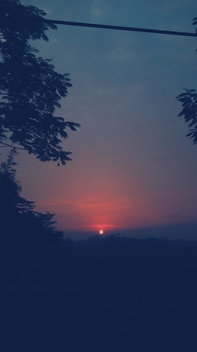 smartphone vscocam vsco travel sun evening nature explore exotic java indonesia iphone dawn sunset
