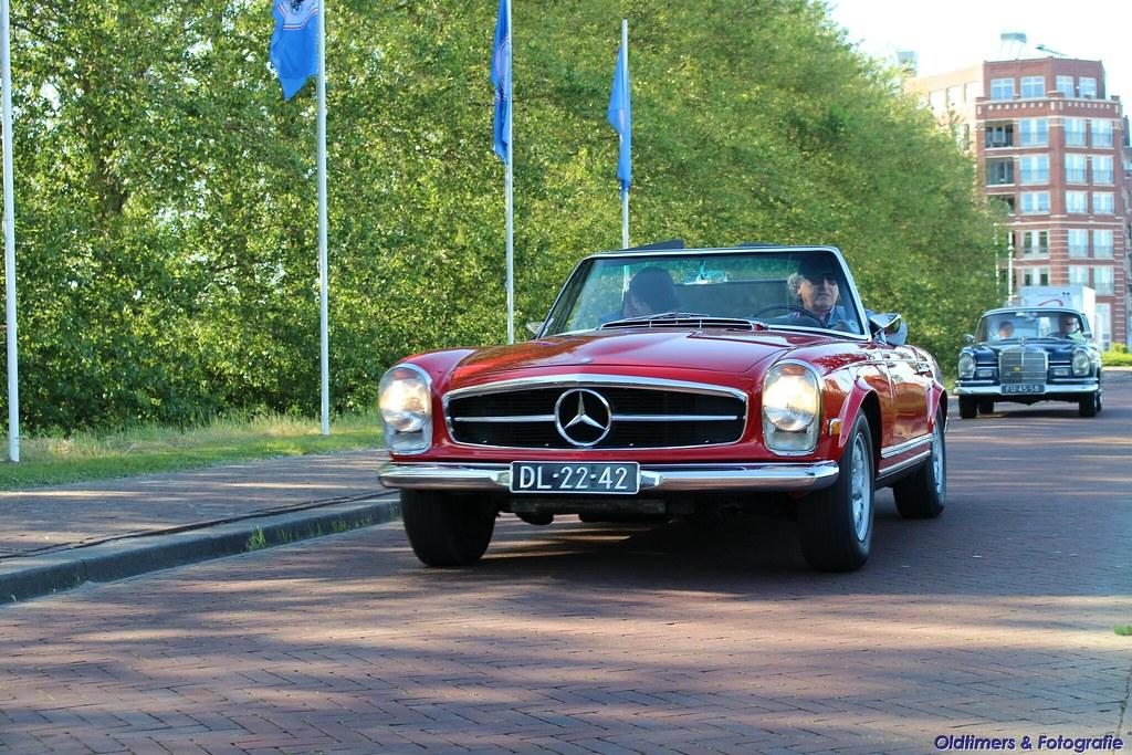 1969 Mercedes-Benz 280 SL - DL-22-42