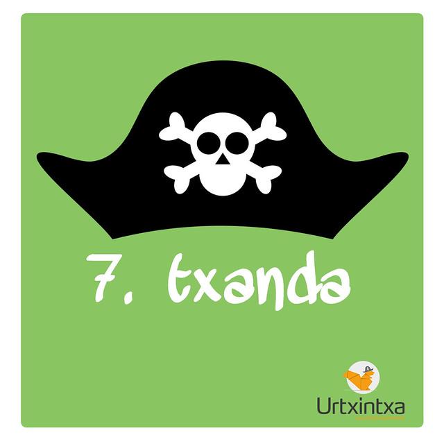 Udaleku Piratak 2019 - 7.txanda