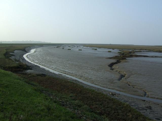 Yantlet Creek, Isle of Grain