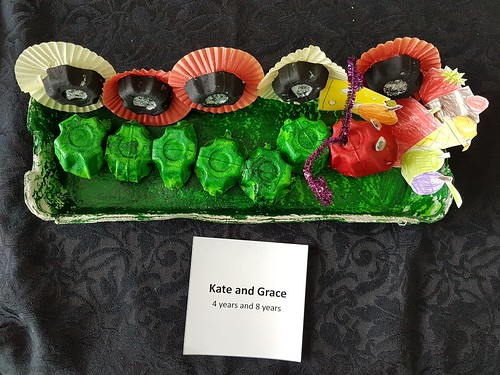 Finalists - Kate and Grace