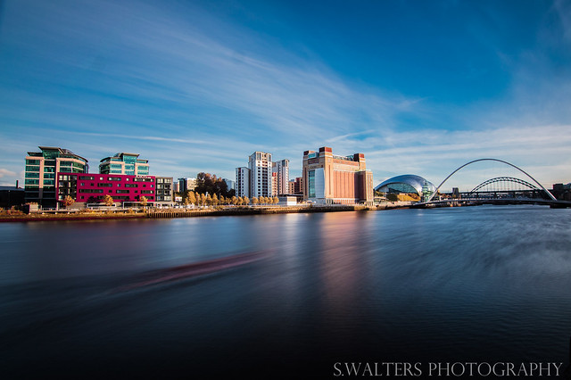 Down the River Tyne