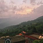 Sunset in Dhankuta