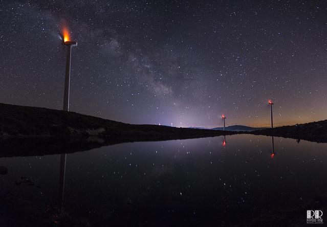 Vía Láctea Panorámica