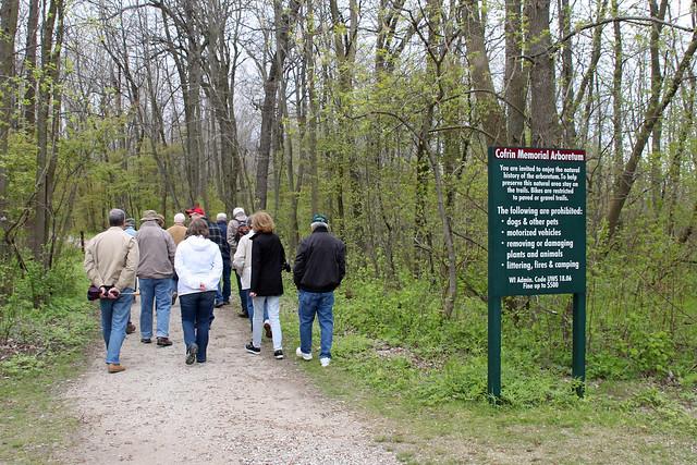 2017 Retirees Arboretum Walk
