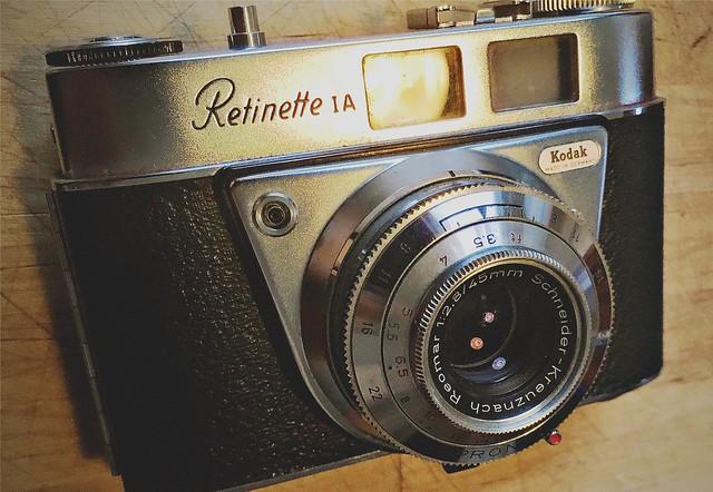 Kodak Retinette 1A (Type 042)