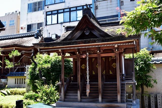柴田勝家神社