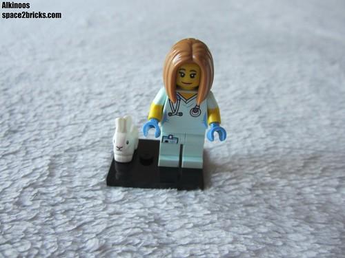 Lego minifigures S17 p8