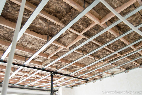 First floor ceiling frame | by KoenNRG